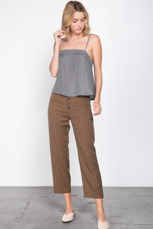 The Molly Pinstripe Pants