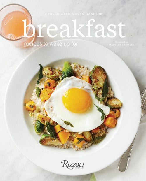 Breakfast Recipes to Wake Up For