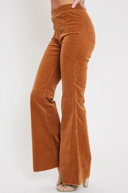 The Carter Flared Corduroy Pants