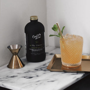 The Classic Tea Craft Cocktail Mixer by Owl's Brew