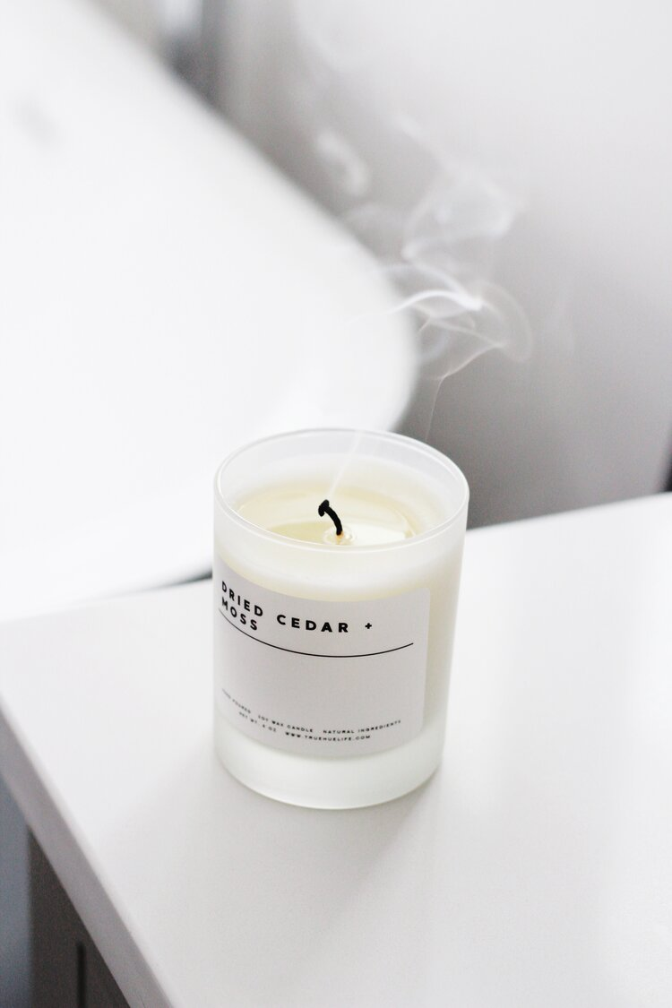 Lavender Signature Candle by True Hue