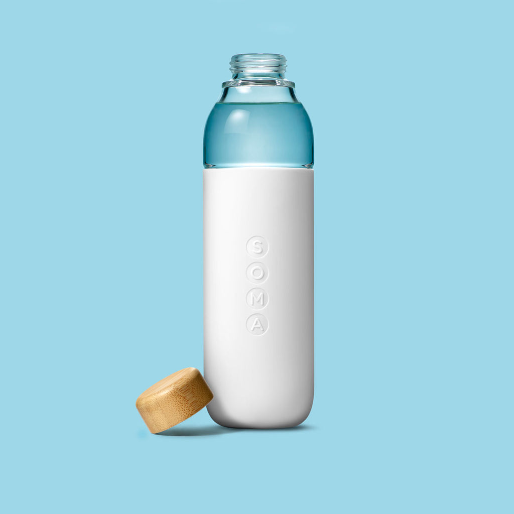 Soma Glass Water Bottle
