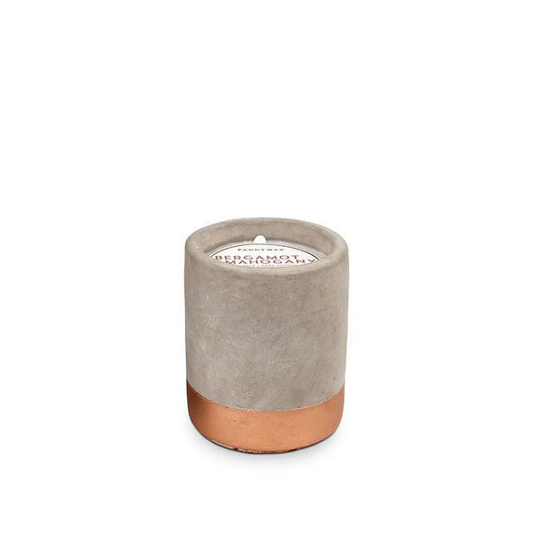The Urban Candle / Bergamot + Mahogany