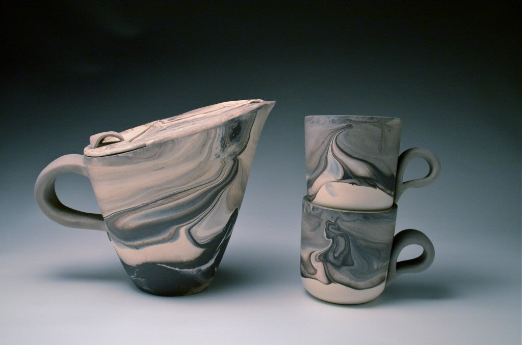 Sculptural Mug by Rachael Kroeker