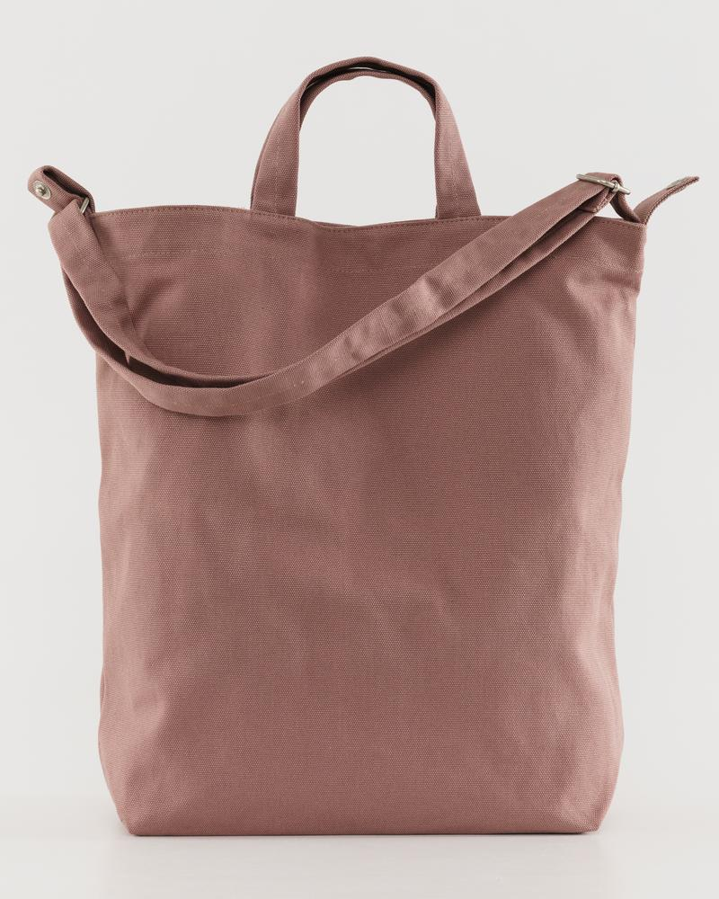 The Natural Canvas Duck Bag by Baggu