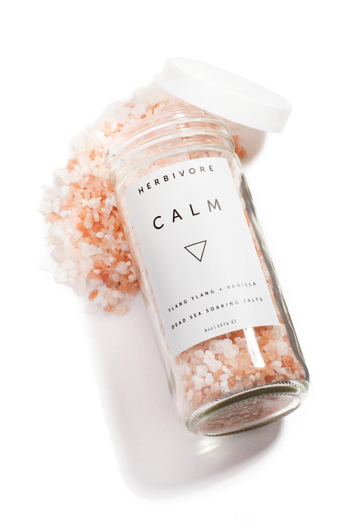 Calm Bath Salts by Herbivore Botanicals