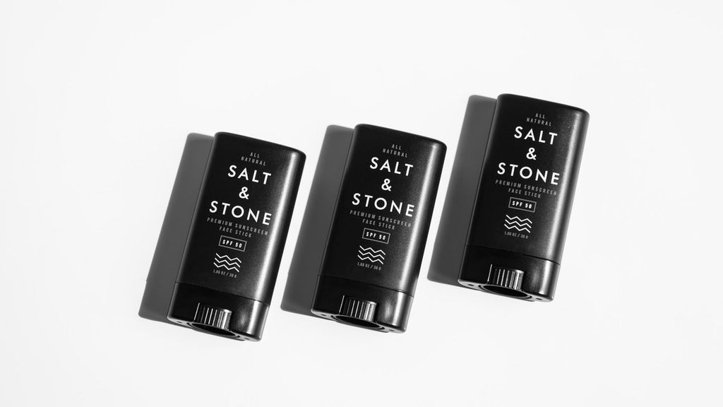SPF 50 Mineral Sunscreen Face Stick by Salt & Stone
