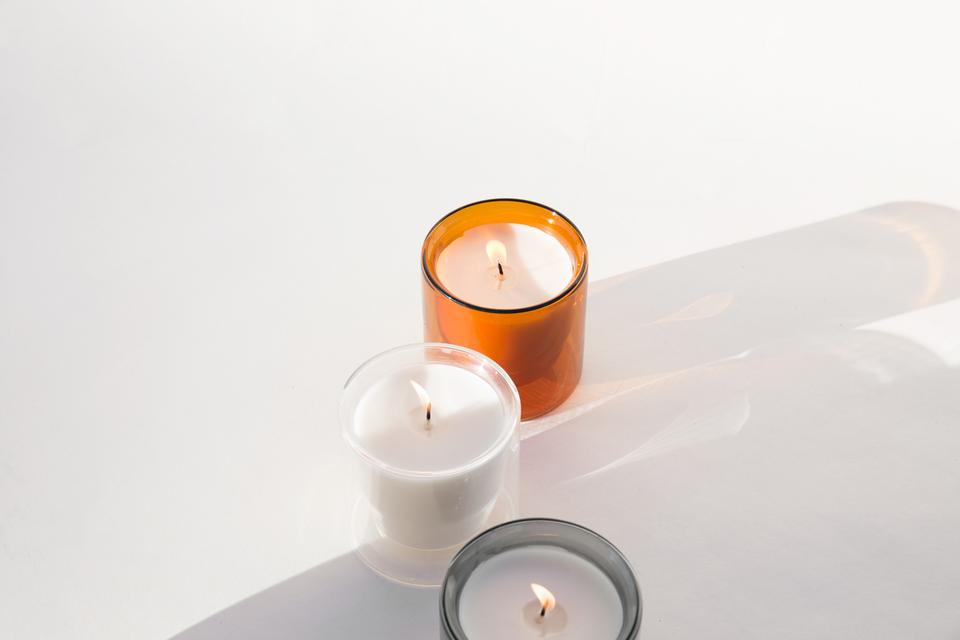 Wright Coconut Wax Candle by YIELD