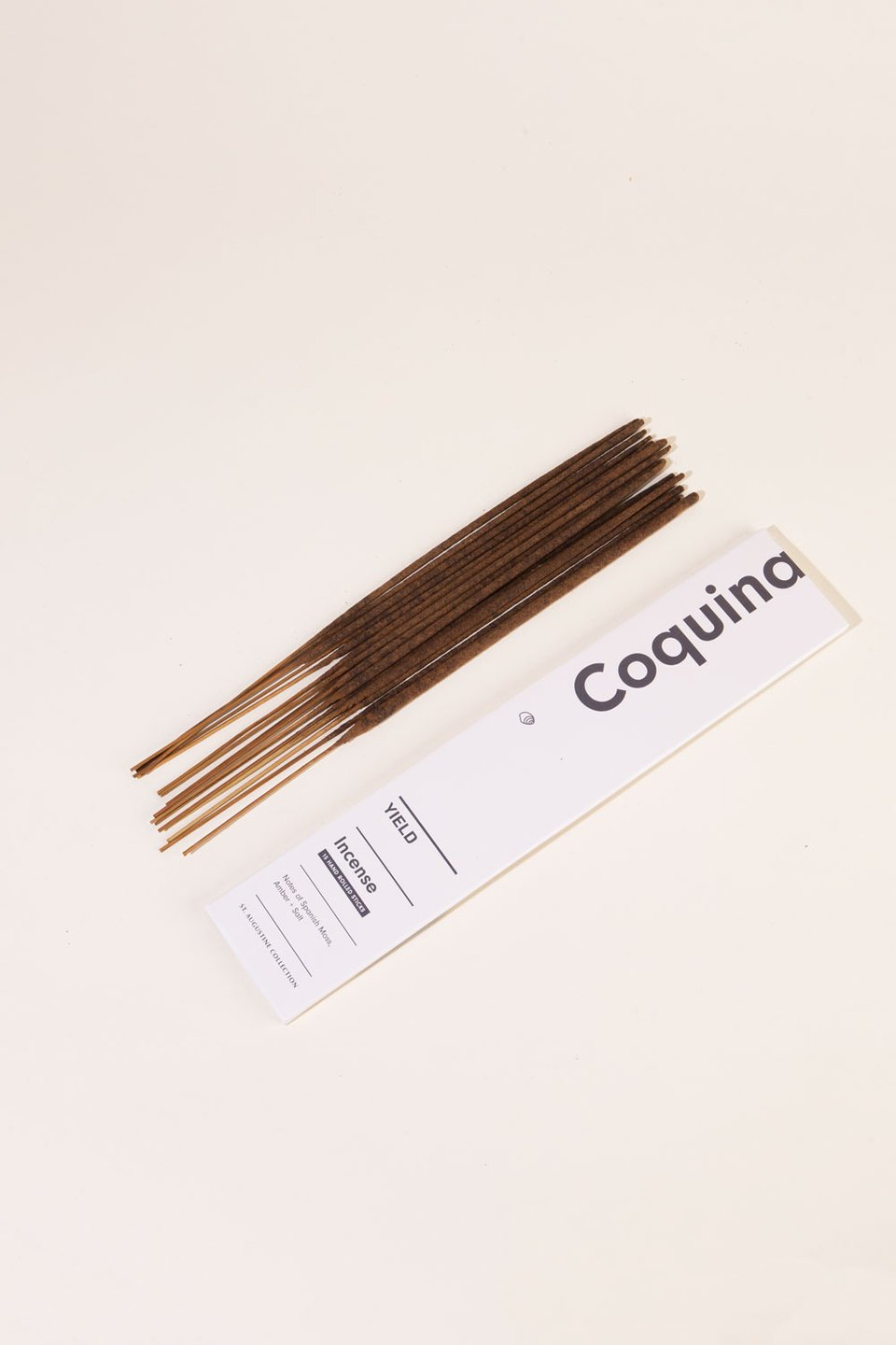 Coquina Incense by YIELD
