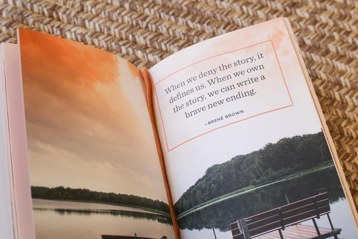 52 Lists for Calm: Journaling Inspiration For Soothing Anxiety And Creating A Peaceful Life by Moorea Seal