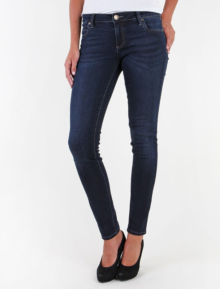 Mia Toothpick Skinny Jeans by Kut from the Kloth