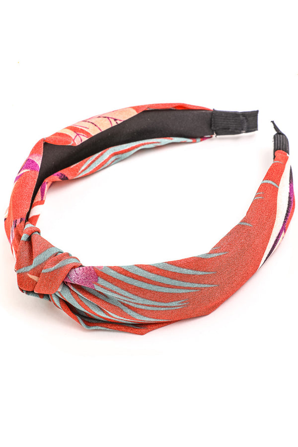 The Kai Tropical Print Headband