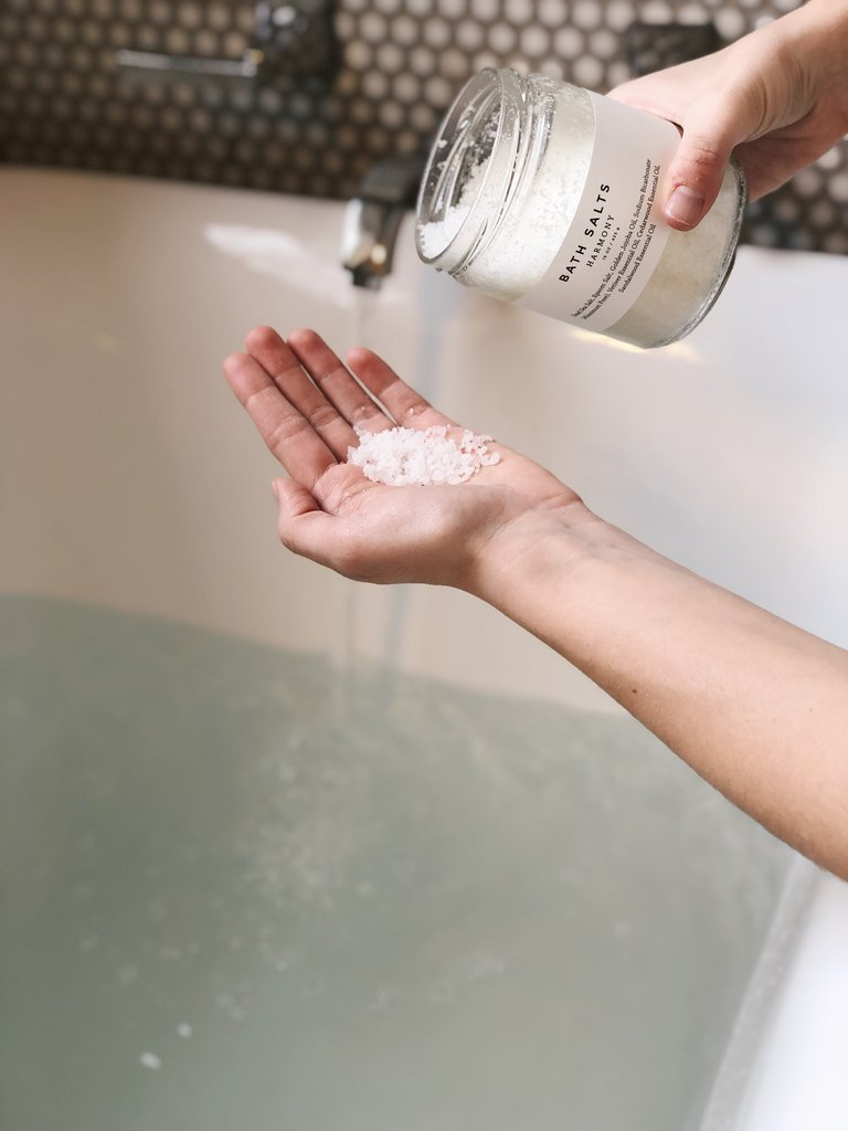 Harmony Bath Salts by Slow North