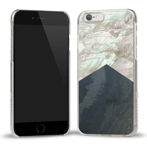 Stone and Abalone Shell iPhone 6/6s Case