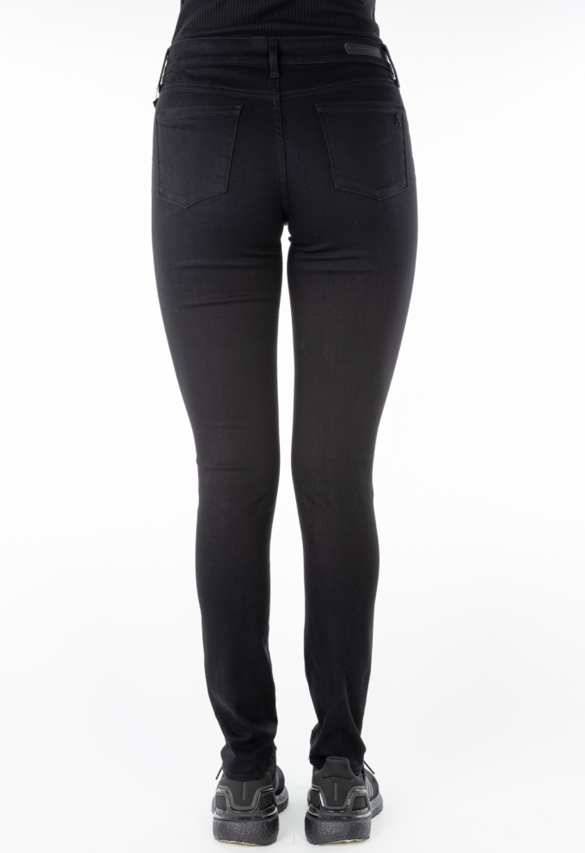 The Mya Classic Skinny Jeans by Articles of Society - Antelope