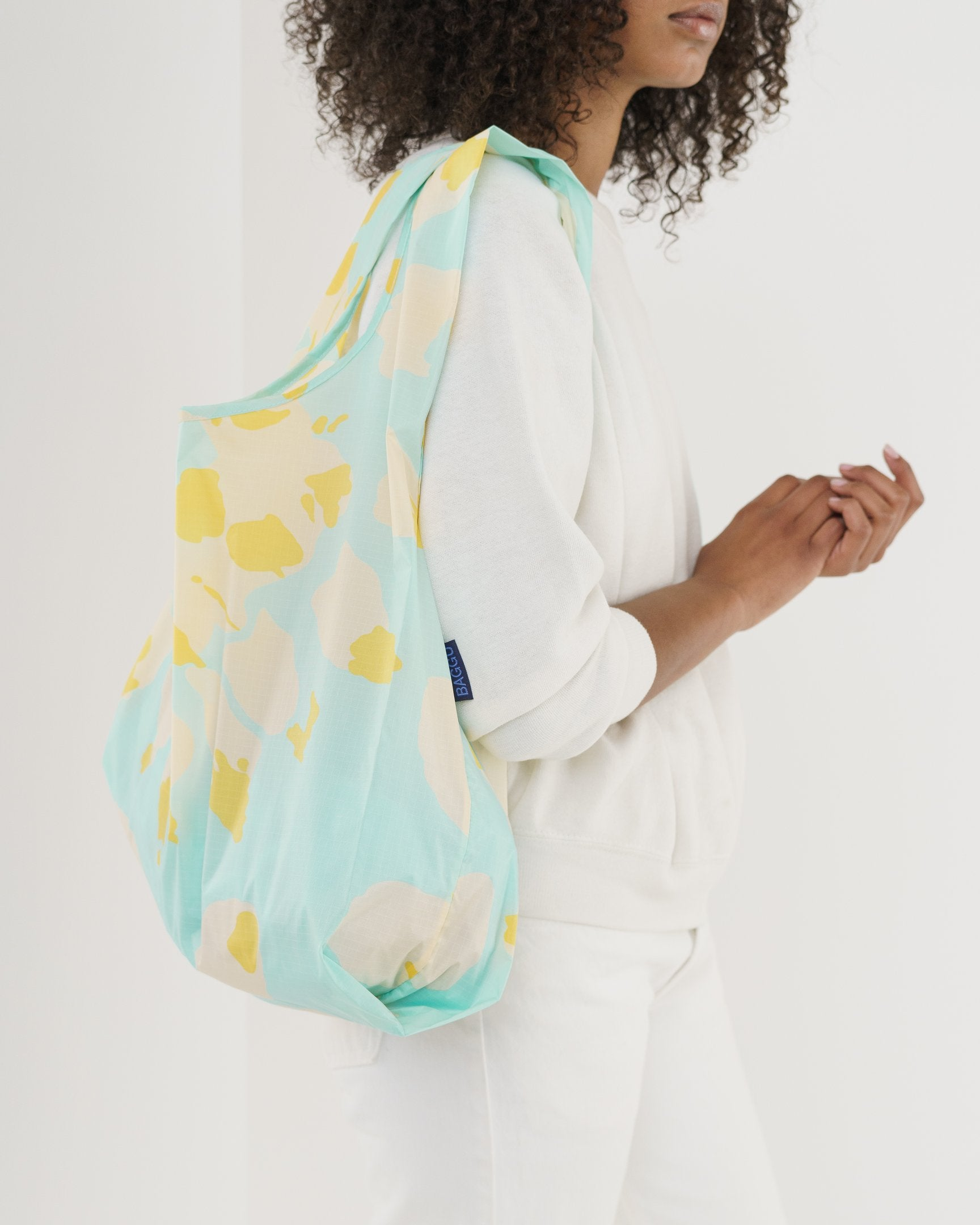 The Standard Reusable Bag by Baggu