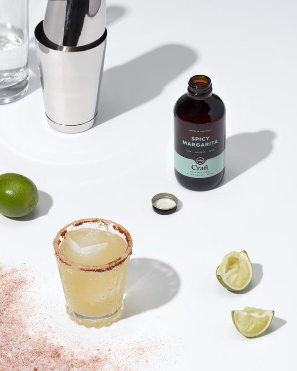The Spicy Margarita Cocktail Syrup