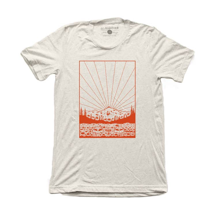 Sunrise Tee by Moore Collection