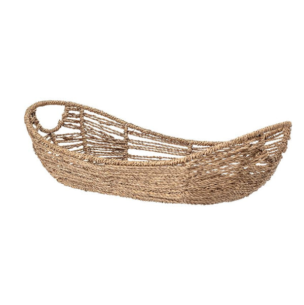 Seagrass Handle Basket