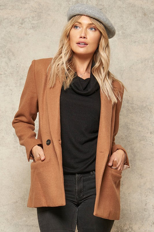 The Carter Wool Blazer