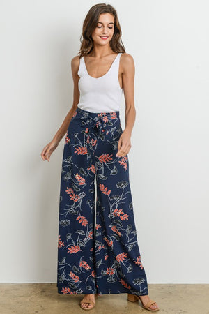 Coventina Floral Wide Leg Trouser