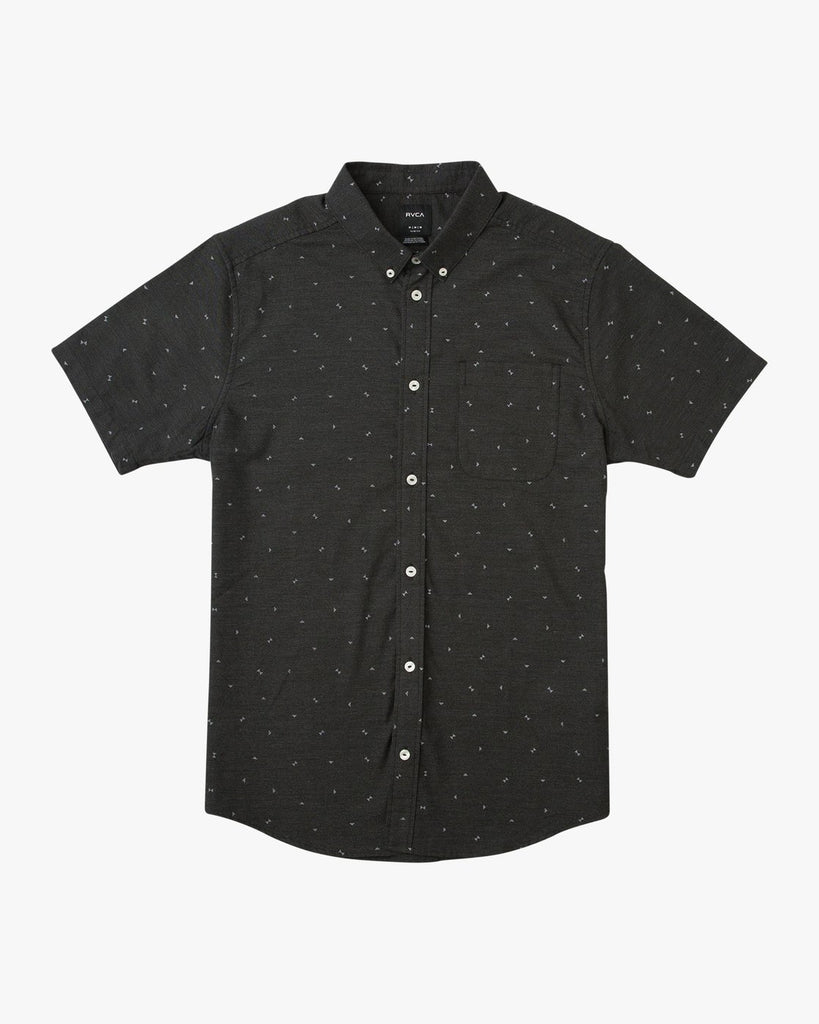That'll Do Print Short Sleeve Shirt by RVCA