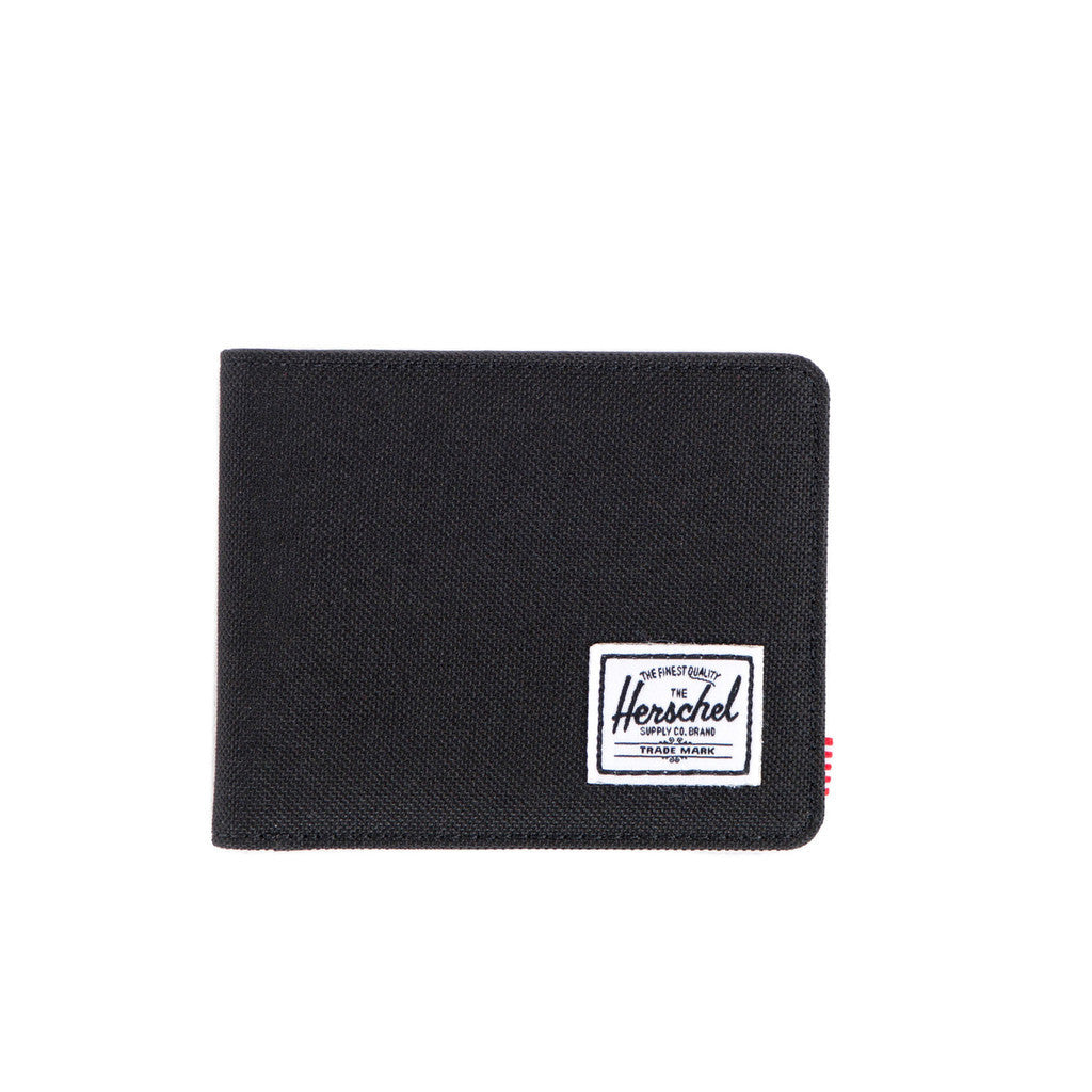 Hank Poly Black Wallet by Herschel Supply Co.