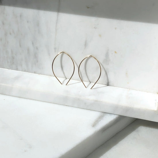 The Petal Earrings by Token Jewelry