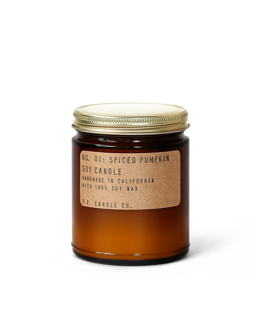 Spiced Pumpkin Candle by P.F. Candle Co.
