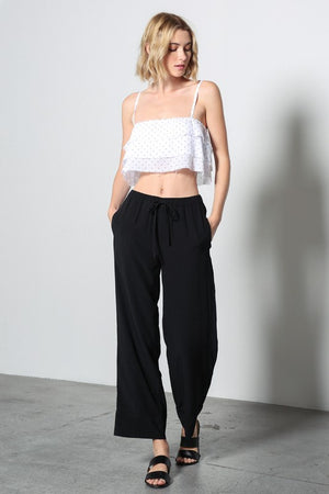 Beri Stripe Crop Pants