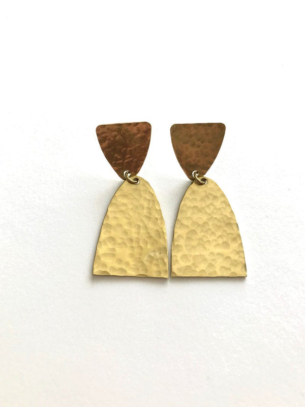 Peak Earrings by Blue Begonia