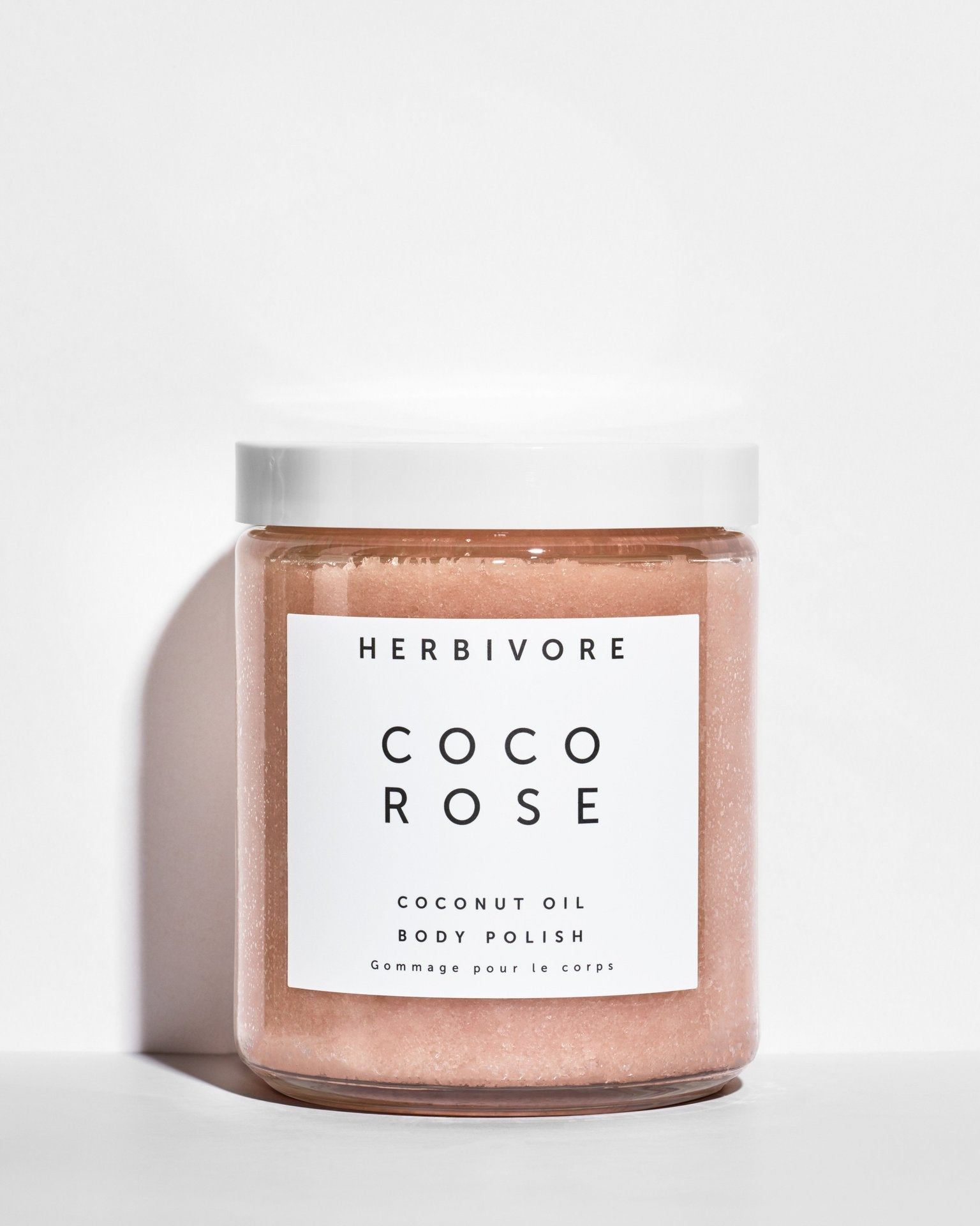 Coco Rose Body Polish by Herbivore Botanicals
