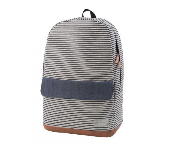 Stinson Echo Backpack Sptripe-Denim by Hex