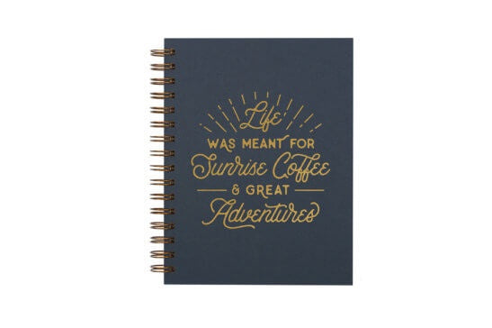 Sunrise Coffee Journal