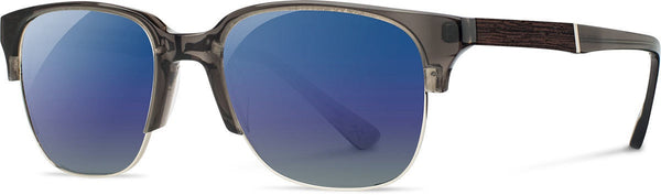 Newport Charcoal Acetate Sunglasses by Shwood