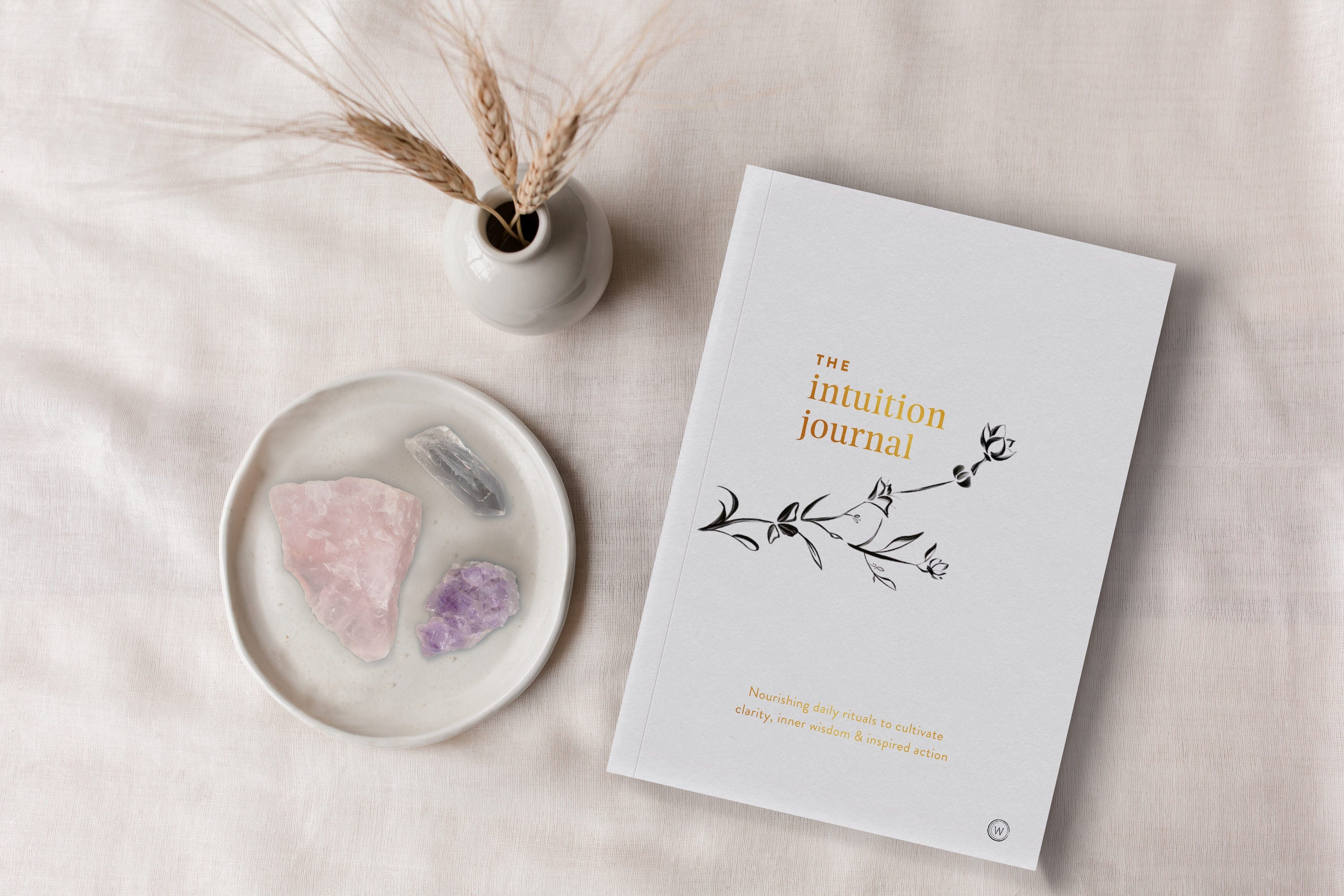The Intuition Journal by Jo ChunYan