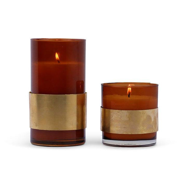 The Dwell Candle / Tobacco Patchouli