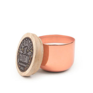 The Foundry Candle - Bergamot + Mahogany