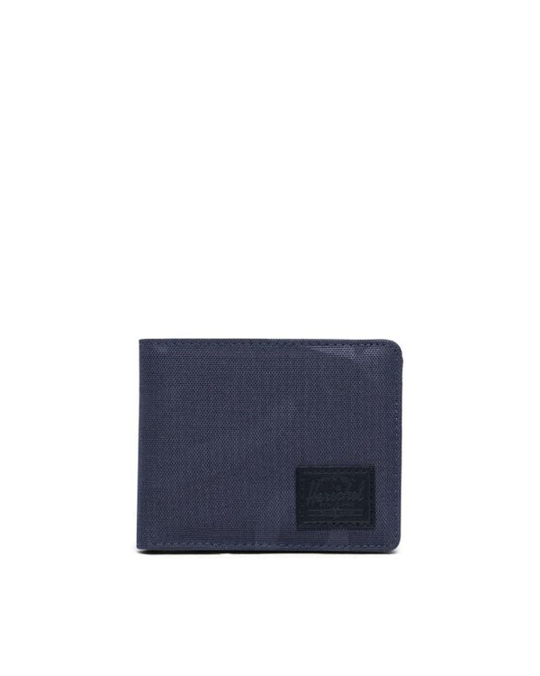 Roy Graphite/Tonal Camo Wallet Delta by Herschel Supply Co.