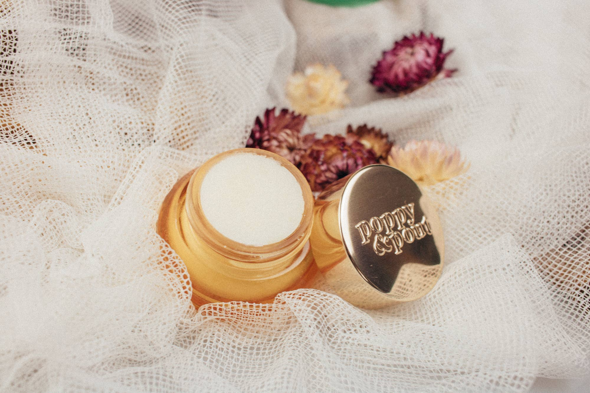 Wild Honey Lip Scrub by Poppy & Pout