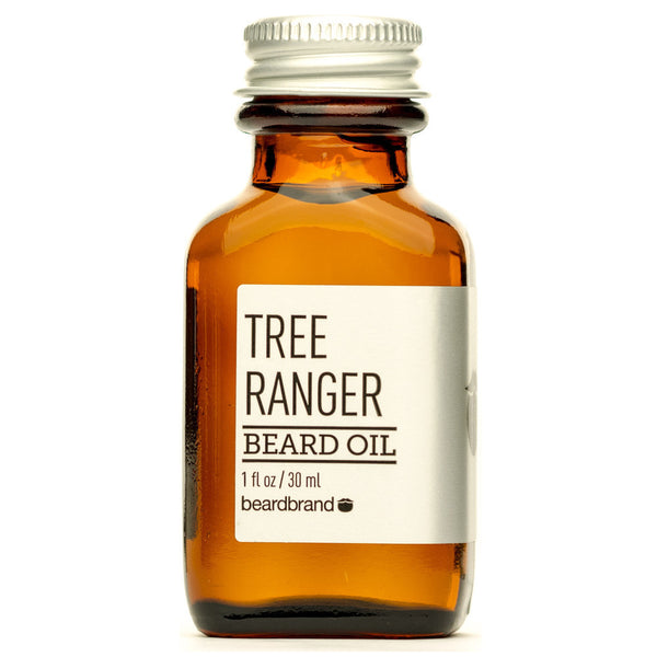 Tree Ranger Beard Oil by Beardbrand