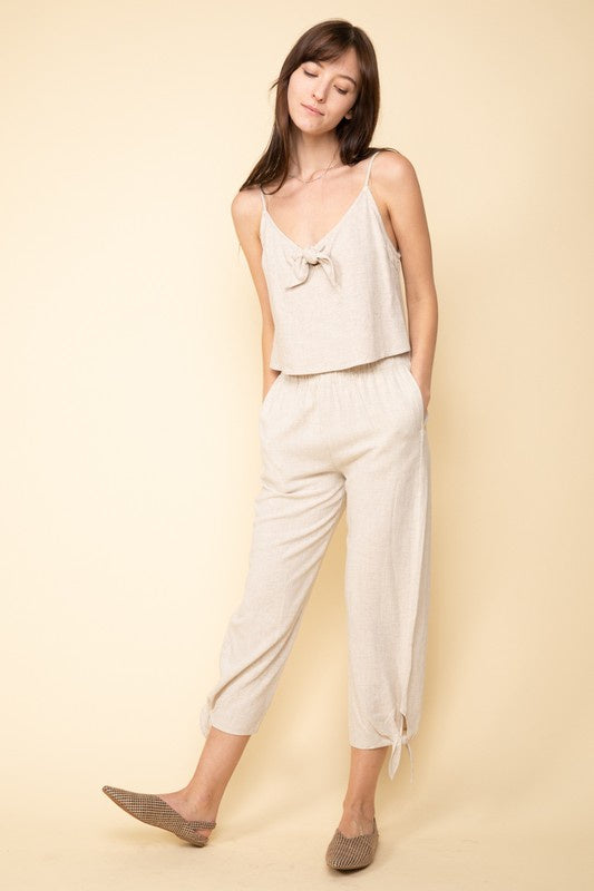 The Maddy Linen Pant