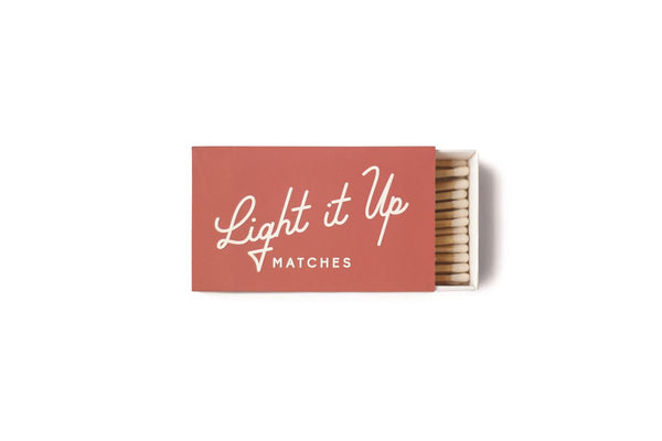 The 'Light It Up' Matchbox