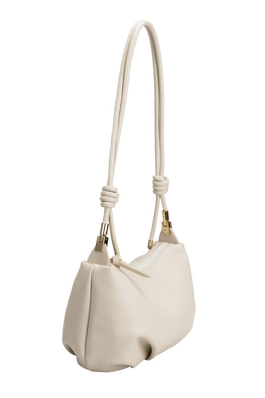 The Nadine Vegan Shoulder Bag
