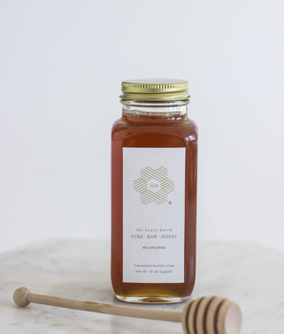 Wildflower Artisanal Honey by The Honey Hutch