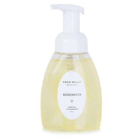 Organic Rosewater Cleanser by From Molly with Love
