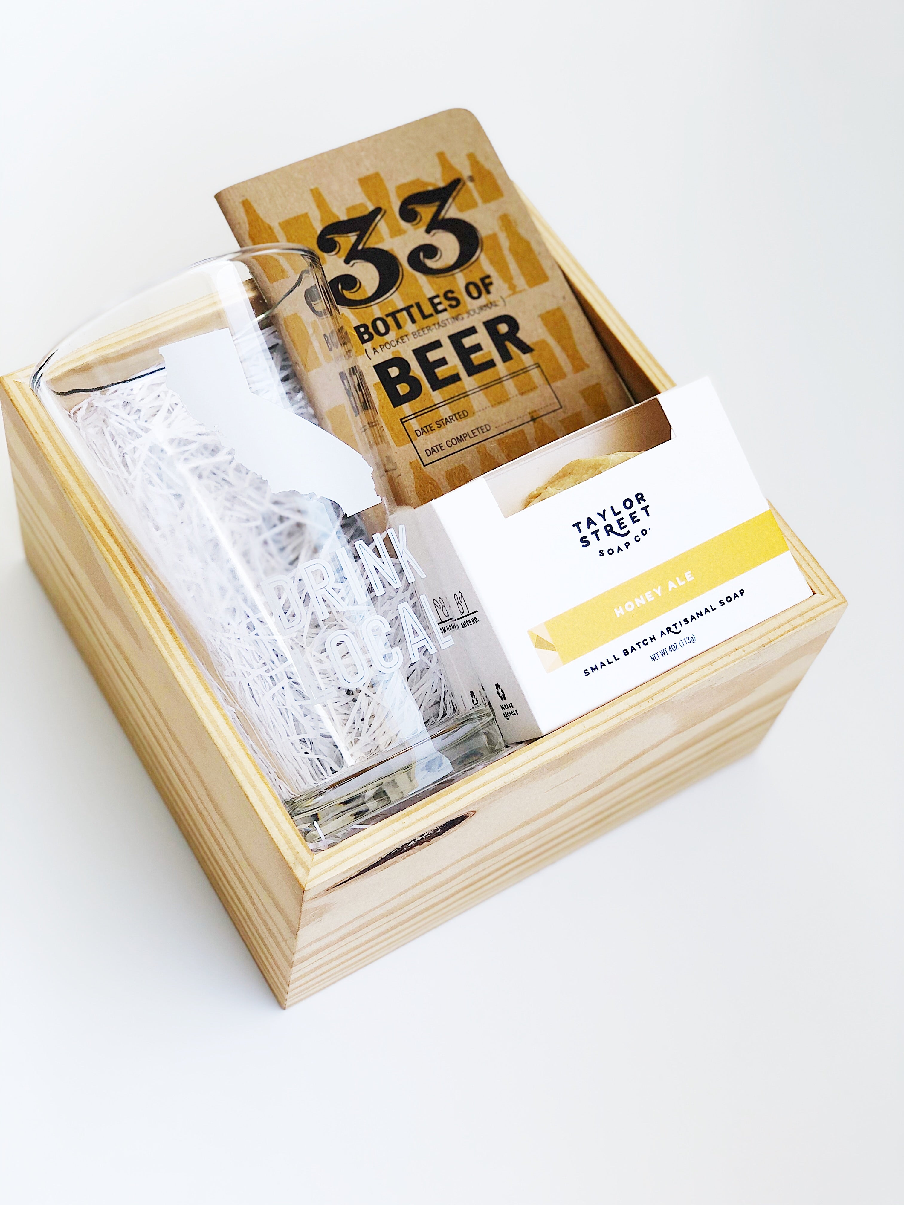 The Mini Drink Local Beer Box