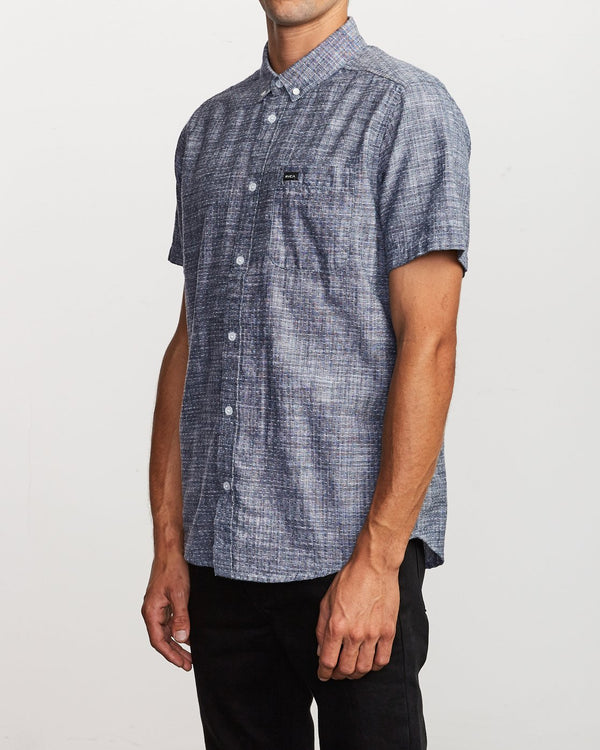 That'll Do Dobby SS - Indigo by RVCA