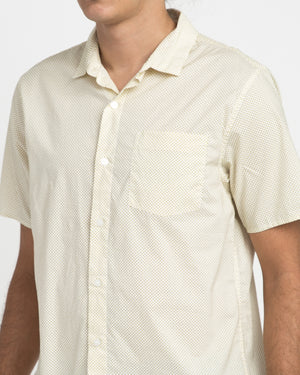 E Dot Short Sleeve Shirt by RVCA