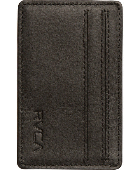 The Clean Card Wallet by RVCA